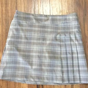 NIKE DRI FIT GOLF NWOT SKORT SKIRT SIZE 8